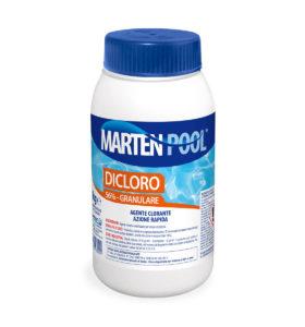marten pool dicloro granulare 1kg