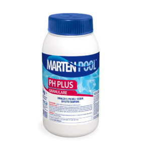 marten pool ph plus granulare 1kg