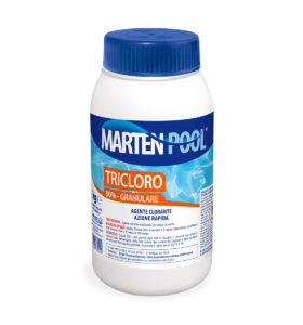 marten pool tricloro granulare 1kg