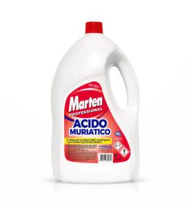 marten acido muriatico 4lt