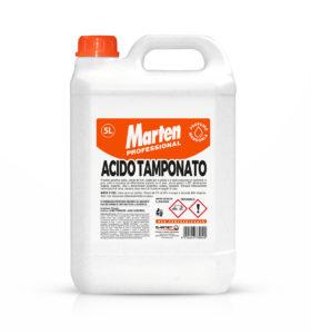 marten acido tamponato 5lt