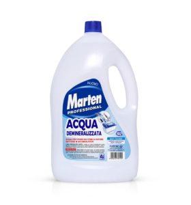 marten acqua demineralizzata 4lt