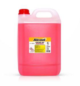 Marten alcool etilico 99° 5lt