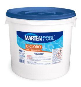 marten pool dicloro granulare 5kg