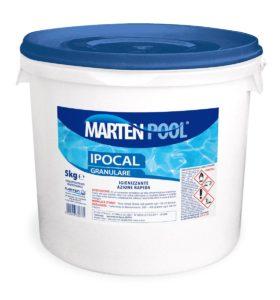 marten pool ipocal granulare 5kg