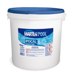 marten pool ipocal granulare 10kg