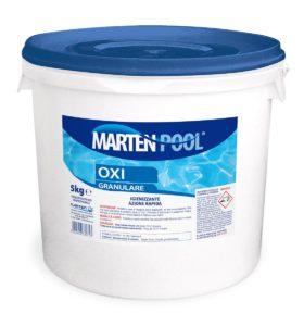 marten pool oxi granulare 5kg