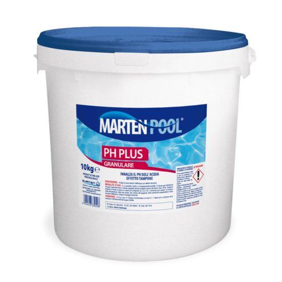 marten pool ph plus granulare 10kg