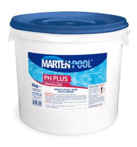 marten pool ph plus granulare 5kg