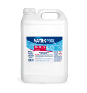 marten pool ph plus liquido 5kg