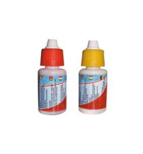 marten pool reagenti liquidi cloro ph