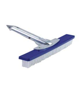 marten pool spazzola curva alluminio 25 cm