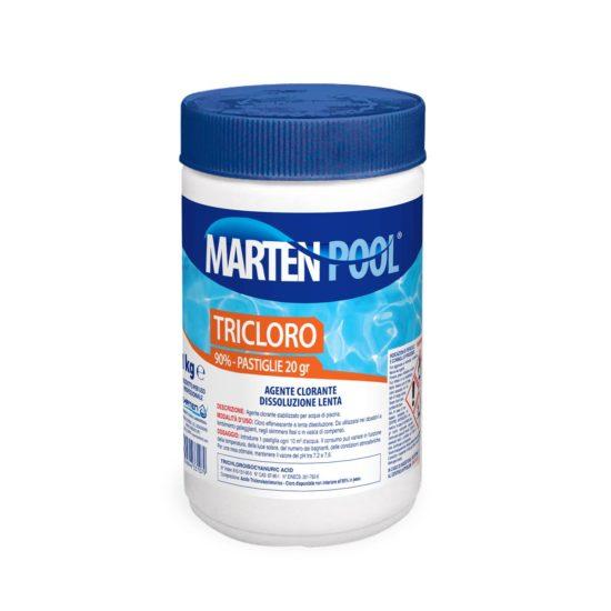 marten pool Tricloro 20 gr